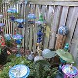 Colorful garden decor ideas | DIY Garden decor | Pinterest