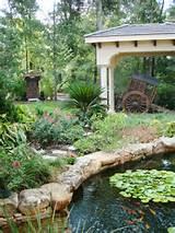 ideas outdoor spaces patio ideas decks gardens hgtv
