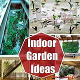 indoor garden ideas diy home things pinterest