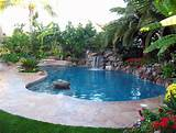 Tropical Landscape - Tropical - Pool - other metro - by Paradise ...
