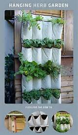 Hanging Garden Herb Baskets Garden Inspiration Ceramic Baskets