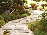 Spring 2013 Garden Pathway Ideas and Path Materials at The Home Depot