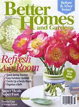 Get Better Homes & Gardens Magazine for Just $.50/issue