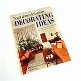 Better Homes and Gardens Decorating Ideas 1960 / Eames Era Home Decor