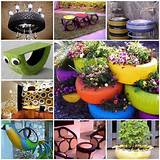 Ideas for use of old tires! | gardens | Pinterest