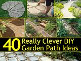 If your garden path is looking old and tired, or maybe you are ...