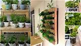 ... Interior Design 10 Cool DIY Ideas to Grow an Indoor Herb Garden