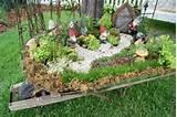 Ideas, Tiny Gardens, Minis Gardens, Fairies Gardens, Gnomes Gardens ...