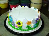 bug cake garden cake ideas and designs