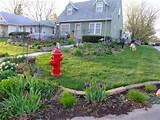 Corner Garden | Garden ideas & inspiration | Pinterest