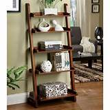 Home > Airik Wooden Ladder Display Shelf
