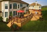 Outdoor Deck, Deck Ideas, Outdoor Garden Deck, Deck Design