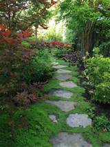15 Garden Path Designs & Edging Ideas > Outdoor > HomeRevo.com