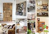 How to use pallets in creative ways | Pallet Ideas | Pinterest