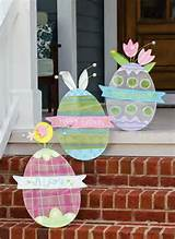 outdoor easter decorations 60 ideas for a special holiday 02