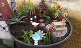 fairy garden | Fairy Garden Ideas :) | Pinterest