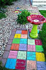 art ideas diy source best diy recycled garden yard art designs source ...