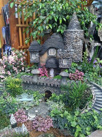 ... gardens is never complete without a visit to the fairy garden display
