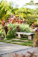 ... Bench Diy Decorating Ideas Images in Landscape Tropical design ideas