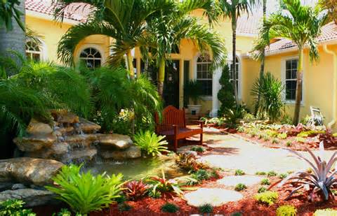 Tropical Landscaping Ideas Florida