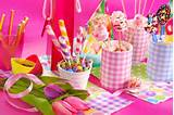 Ideas for a Children's Garden Birthday Party -
