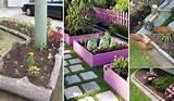 amazing interior design 15 awesome diy garden bed edging ideas