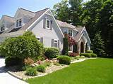 front house landscaping ideas home designs front house landscaping
