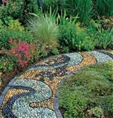 Beautiful Garden Path Designs and Ideas for Yard Landscaping with ...