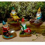 gnome spotlights bringing gnomes into the 21st century these cheerful ...