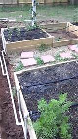 equal pressure raised bed garden automatic irrigation system youtube