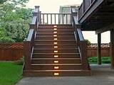 outdoor attractive outdoor step lighting ideas best outdoor step