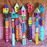 painted bird houses birdhouses pinterest