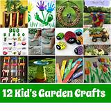 kids garden craft ideas kids garden activities