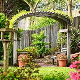 ... Garden Arbor | 88 Quick and Easy Decorative Upgrades | This Old House