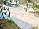 ideas, concrete overlay patio, patio flooring, acid stained concrete ...