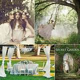 secret garden wedding green wedding shoes wedding blog wedding