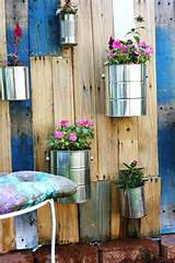 DIY Vertical Garden | garden ideas | Pinterest