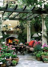 Designing better homes and garden patio