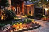 Front Entry LightingFront Yard LandscapingGreenleaf Services Inc ...