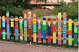 Diy Ideas, Gardens Ideas, Gardens Fence, Gardens Decor, For Kids, Kids ...