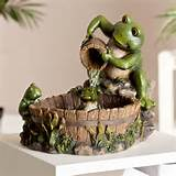... Tabletop Fountains to Decorating Your Gardens - Home Design Ideas