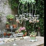 outdoor garden rooms chic | outdoor room / Lovely outdoor.shabby chic ...
