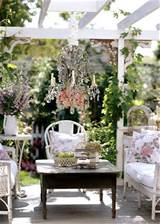 DIY Outdoor Shabby Chic – Start A Front Yard Garden Ideas ...