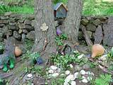 Fairy house idea | Fairy gnome garden | Pinterest