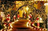 Beautiful Outdoor Christmas Decoration Ideas Pinterest