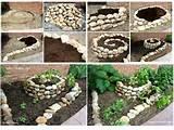 ... Garden Ideas, Gardens, Gardening, Herbs Garden, Spiral Herb, Diy