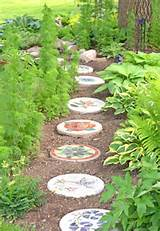 home made garden decor ideas garden design ideas pictures