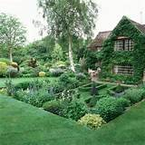 english garden on a small scale by rhonda.white.52206