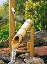 Water Fountains, Japanese Garden Design Ideas | Water Fountains ...