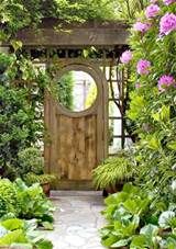 Lilac Lane Cottage: The Garden Gate